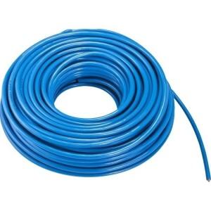 PUR-Leitung H07BQ-F 5G2,5 blau, Trommel, Voll-PUR