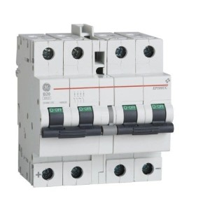 PV-LSS 4-pol., 20A, B-Char. GE 1000V, EP104UC, B 20, 4 TE