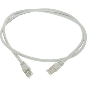 Patchkabel CAT 6a, grau, 7m