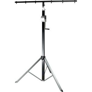 Profi-Alu.-Teleskop-Stativ 1,8m, max. Höhe 3,80m, 80 kg