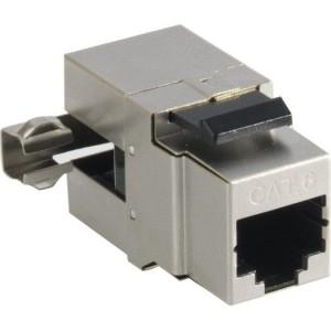 RJ45-Modul, CAT6, 250MHz f. 790.115.37 + 790.117.37 +