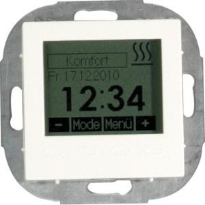 Raumthermostat, elektr., pw 55x55