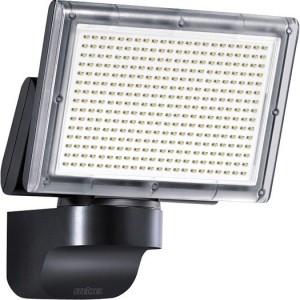Sensor LED-Strahler XLED Home3 schwarz, 18W, 1.426lm, 6700K