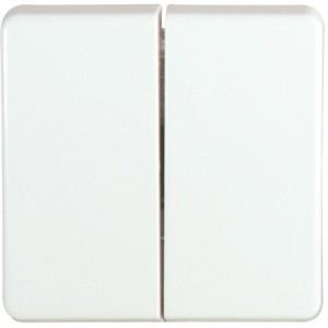 Serienwippe, reinweiß  OPUS-AQUA  f. Serienschalter