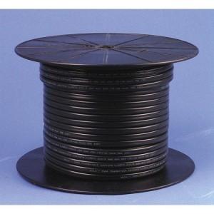 Silikon/PVC-Ltg. Li2GYw 2x1,5, 100m Ring