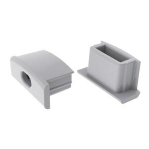 Slim-Endkappe 15mm