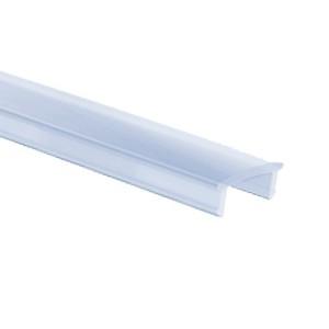 Slim-Profilabdeckung Linse 60° klar, 2m