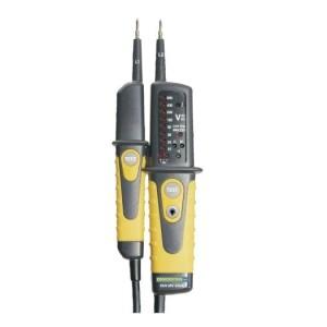 Spannungs- u. Durchgangsprüfer MV-690A, LED 12-690V AC/C und