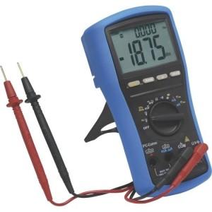 TRMS Digitalmultimeter DC+TRMS AC Spannung bis 1000V