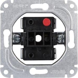 Taster: Wechsler 1-p, 10A 250V, 50Hz, Steckklemmen