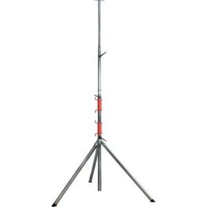 Teleskop-Stativ, 130-400cm max. Höhe 4,00 m, max. 16 kg