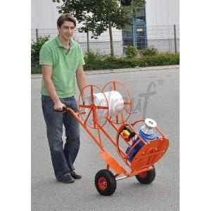 Transportwagen für Kabelwinde