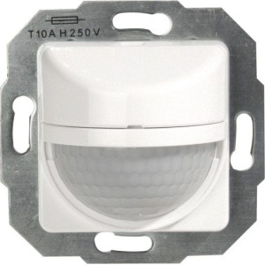 UP-Bewegungsmelder, 180°,anthr 3-Draht-Technik inkl. 50x50