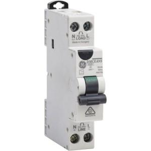 Unibis, 1PN 6kA B6 30mA FI/LS 1P+N B6,1-pol./1-mod.