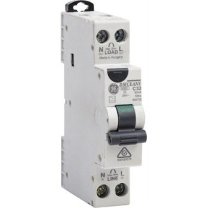 Unibis, 1PN 6kA C16 30mA FI/LS 1P+N C16,1-pol./1-mod.