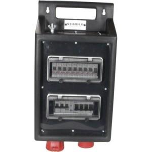 Verteiler Prismo Small mit Gerätestecker 16A, IP20