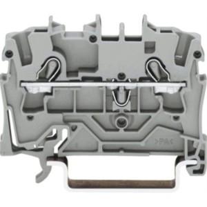 WAGO-Duga-Kl. 0,5-4,0mm², 32A grau