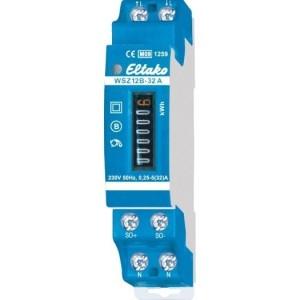 elektron. Wechselstromzähler 32A,m.Display,geeicht 28032612