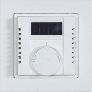 gN-Funkfühler m. Sollwert- und Schiebeschalter, T/N,aluminium