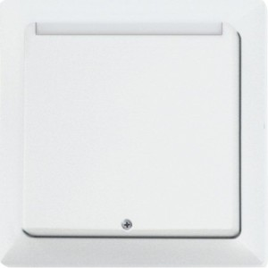 gN Keycard weiß, unbedruckt, codiert als Gastkarte