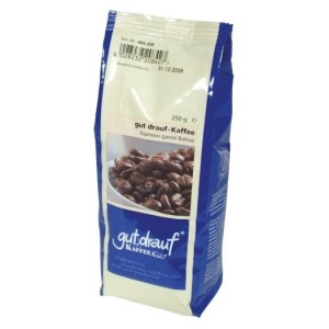gut drauf-BIO-Kaffee, 1 Kg (4x250g), magenschonend