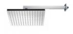 Aquaconcept Regenbrausen-Set Aron I (Variante: Wandarm 400mm lang / Regenbrause 250mm)