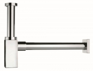 AquaConcept Design-Geruchsverschluss eckig