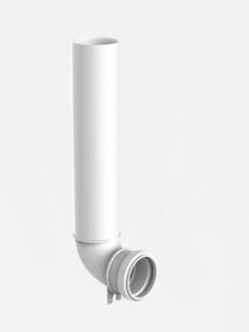 SANIT Spülbogen mit Lippendichtring UP-Spülkasten INEO
