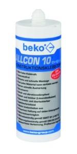 Beko Allcon 10, Klebstoff 150 ml Kartusche