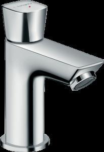 Hansgrohe Logis Standventil 70 für Warmwasser ohne Ablaufgarnitur