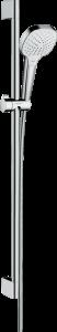 Hansgrohe Croma Select E Brauseset Vario EcoSmart 9 l/min mit Brausestange 90 cm