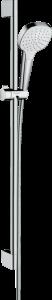 Hansgrohe Croma Select E Brauseset 1jet mit Brausestange 90 cm