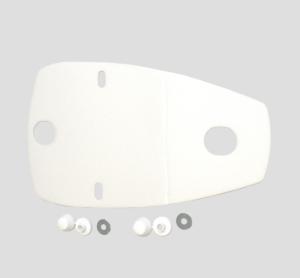 SANIT Schallschutzset für Urinal
