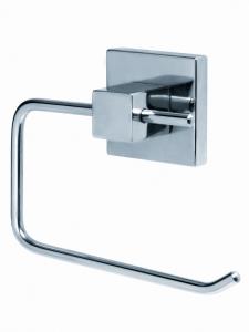 Aquaconcept Lina WC-Papierhalter ohne Deckel (Oberfläche: verchromt)