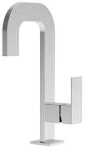 Aquaconcept Kross Einhand-Waschtischarmatur (Oberfläche: verchromt)