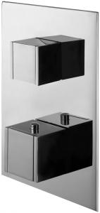 Varono Unterputz Brause Thermostat incl.Einbaukörper Serie-22