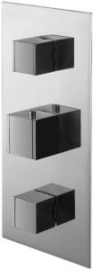 Varono UP Wannen Thermostat incl.Einbaukörper und Umsteller Serie-22