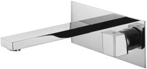Varono Unterputz Waschtisch Einhebelmischbatterie m.Einbaukörper Wand Serie-22