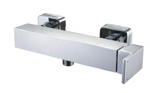 Aquaconcept Kross Einhand-Brausearmatur (Oberfläche: verchromt)