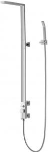 Varono Brause-Set mit Brause-Einhebelmischbatterie Serie 44