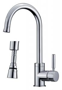 AquaConcept Nina 3 Einhand Küchenarmatur Niederdruck