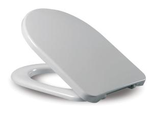 HARO WC-Sitz Modell Spring weiß