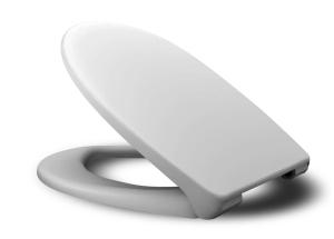HARO WC-Sitz Modell Korfu SoftClose weiß