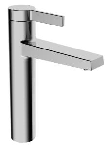 HANSALOFT Waschtisch-Einhand-Einlochbatterie, DN 15  für flache Aufsatzwaschbecken