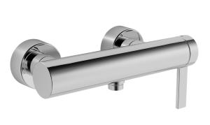 HANSALOFT  Einhand-Brause-Batterie, DN 15 (G 1/2)  für Wandaufbau