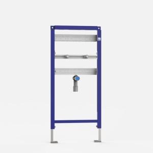 SANIT Waschtisch -Element INEO für Aufputz- Wandarmaturen BH1120mm