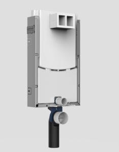 SANIT WC-Montageelement INEO IN ohne Fußstützen
