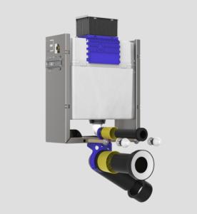 SANIT WC-Montageelement FronTop Bauhöhe 820