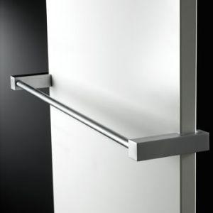 Vasco Niva Vertikal Handtuchbügel (Ausführung: Chrom 440mm einlagig N1L1)