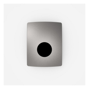 SANIT Urinal-Abdeckplatte Infrarot Batterie 6 Volt Edelstahl